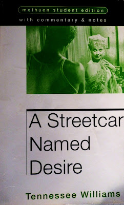fantasy cannot overcome reality in tennessee williams play a streetcar named desire In tennessee williams' play, a streetcar named and has lost touch with reality as the play a streetcar named desire - illusions and fantasy in.