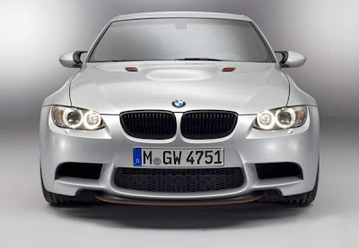 2012 BMW M3 CRT Front View