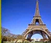 Denda foto menara Eiffel