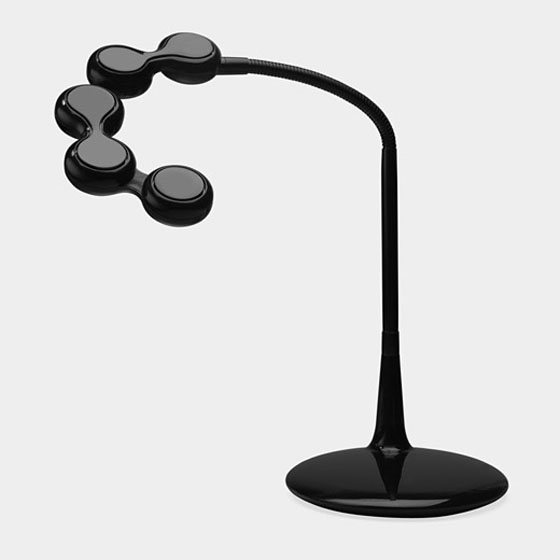Study lamp called Freestyle Lamp | Enter your blog name here