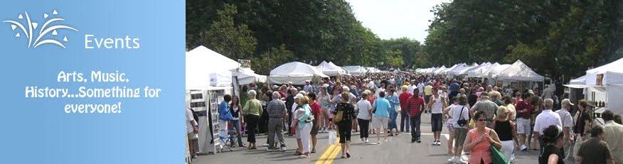 Lewiston Art Festival, Lewiston, NY