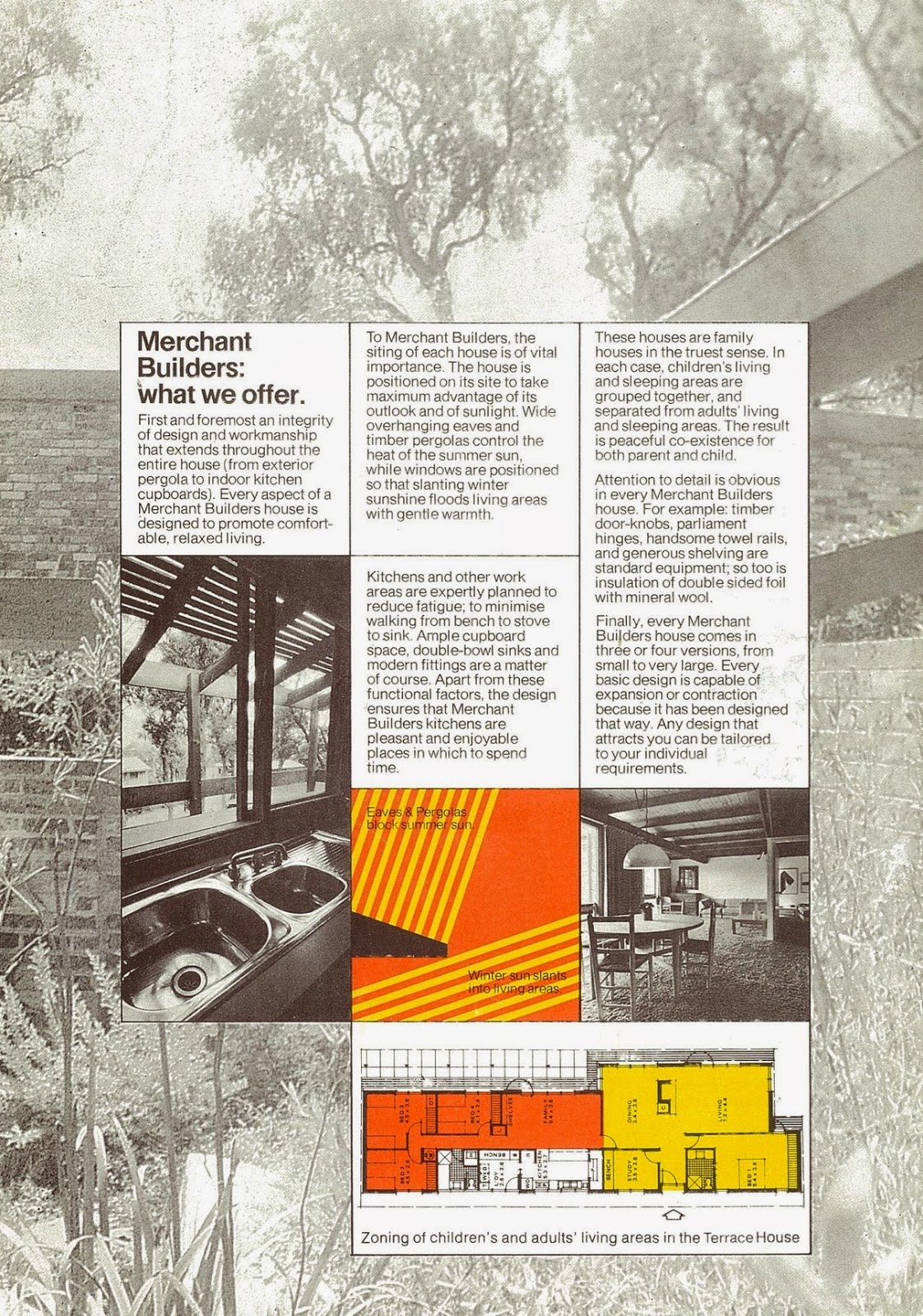 Ron sevitt project home construction