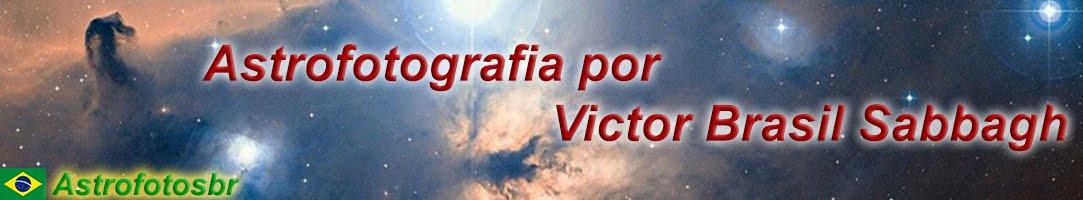 Astrofotografia por Victor Brasil Sabbagh