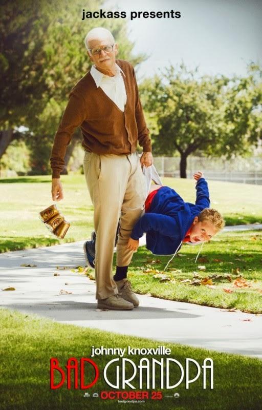 Jackass Presents Bad Grandpa 2013 tainies online oipeirates