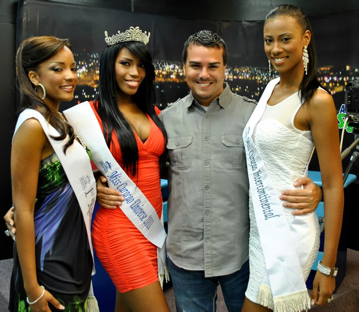 Evalina van Putten replaces Monifa Jansen as Miss Universe Curacao 2011
