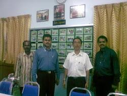 Bersama YB M.Asojan, ADUN Gambir