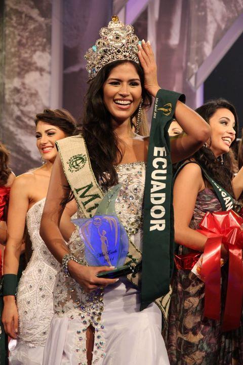 Olga Alava,Olga Vargas Alava,miss earth 2011