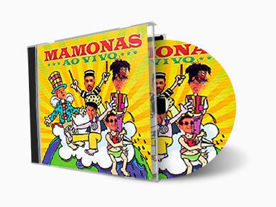 Mamonas Assassinas – Mamonas Ao Vivo (2015)