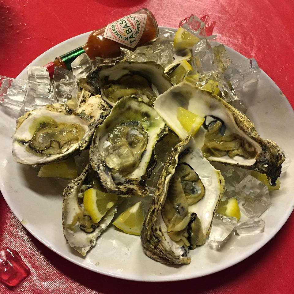 Yi hah hai seafood restaurant at miri city waterfront for X cuisine miri