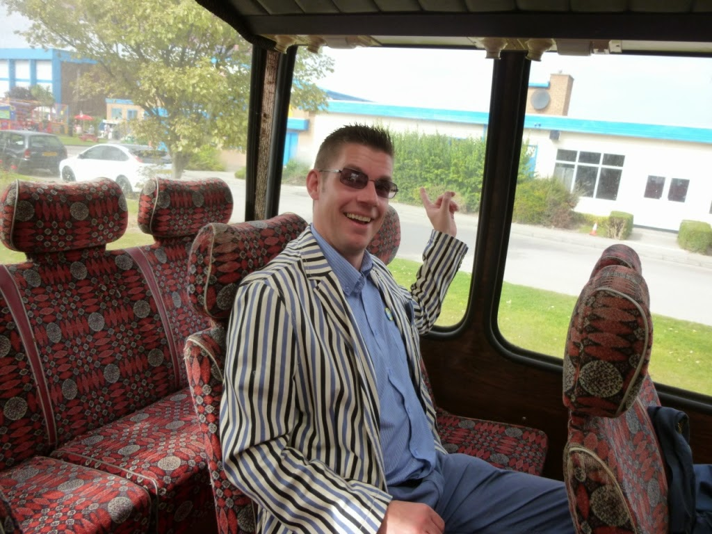 Holiday on the Buses Weekender at Pontin's Prestatyn Sands 2014