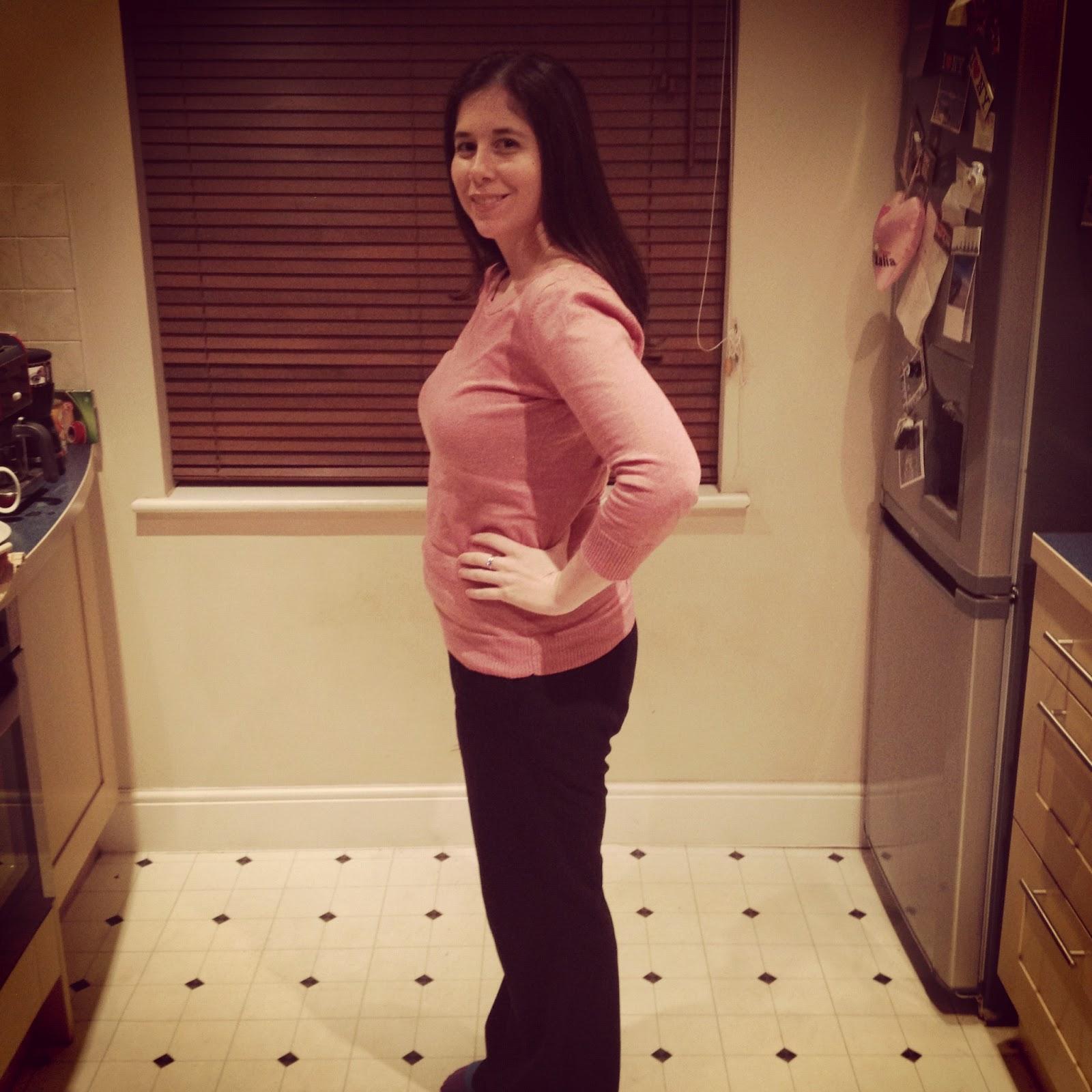 birth of a mum: twenty-five weeks pregnant