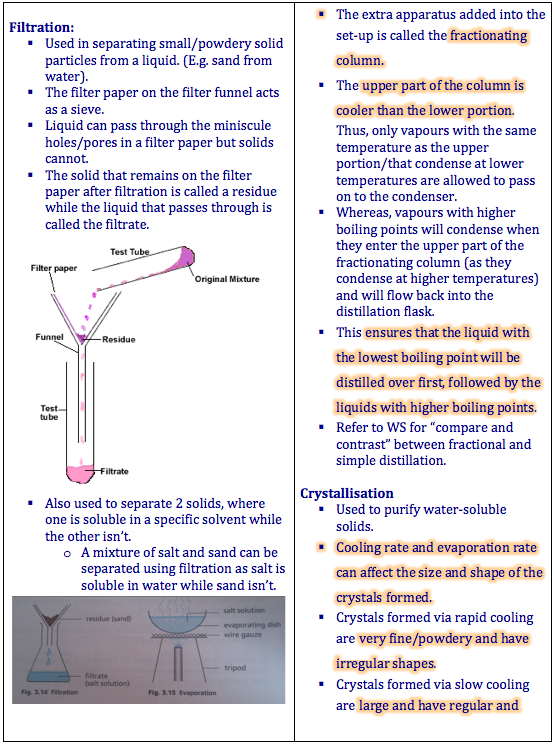 lab write up for separation by filtration and crystallization essay Crystalization essay  crystallization report objective: the objective of this lab is to introduce the technique of crystallization - crystalization essay introduction.
