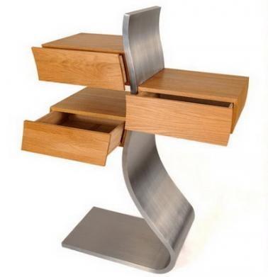 Decoraci n minimalista y contempor nea muebles - Mobiliario minimalista ...