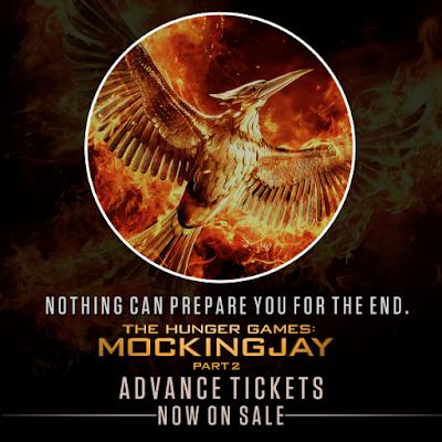 Mockingjay Part 2 Poster 100 Days