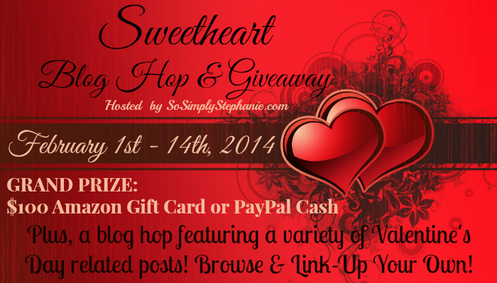 Valentine's Day Giveaway 2014