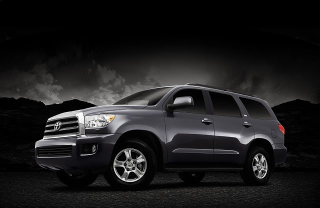 2015 Toyota Sequoia Release Date