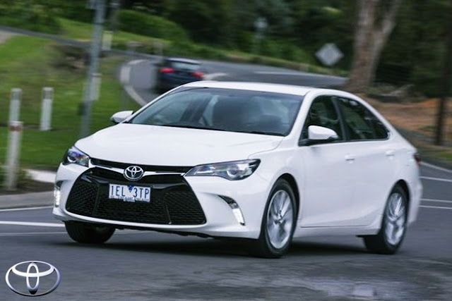 2015 Toyota Camry XV50 Australia