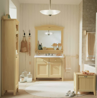Romantic style baths