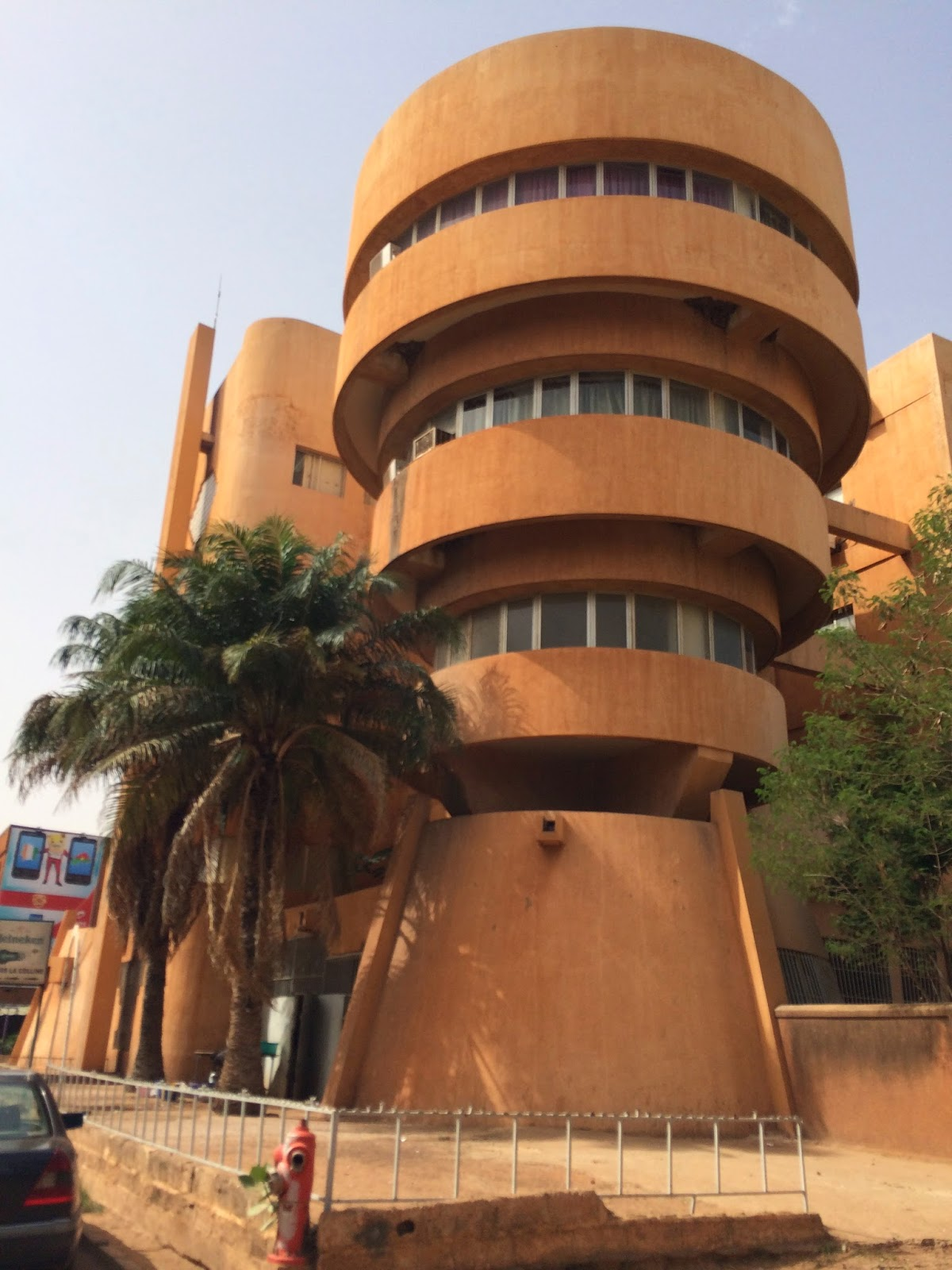 Bauzeitgeist: The Architecture of Ouagadougou