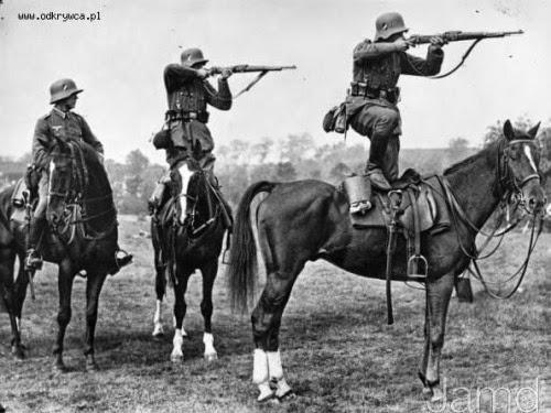 Caballería Wehrmacht