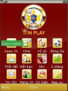 Mạng xã hội WINPLAY cho điện thoại Java 1