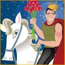 ¡DESENGAÑÁTE! Los príncipes azules son absurdos, nocivos y ficticios