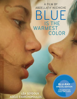 blue is the warmest color blu-ray criterion collection