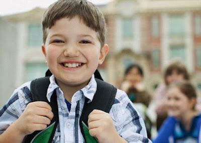 研究指,小孩延遲至7歲才讀幼稚園,會減少過度活躍症的出現機會。(資料圖片)