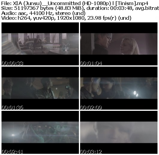 Download MV XIA (Junsu) (JYJ) - Uncommitted (Full HD 1080p)