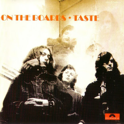 Taste - On The Boards 1970 (Ireland, Blues-Rock)