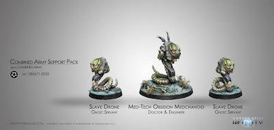 Obsidon Mechanoid