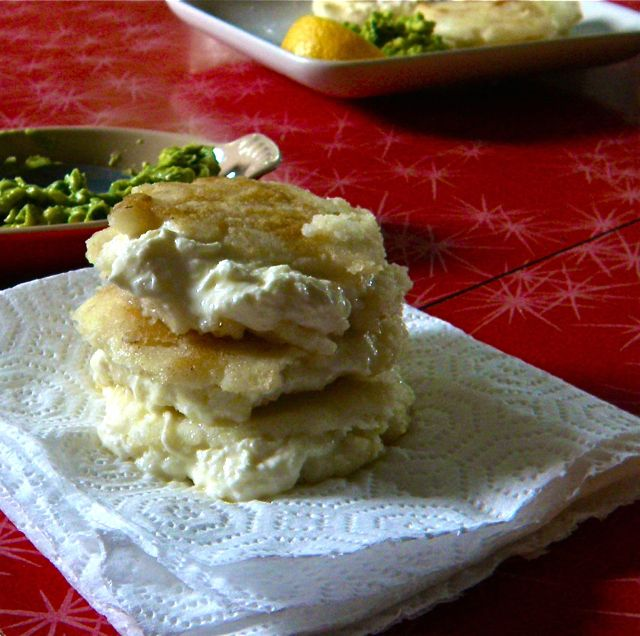 Grilled Arepas With Farmer's Cheese (or Queso Blanco) Recipe ...