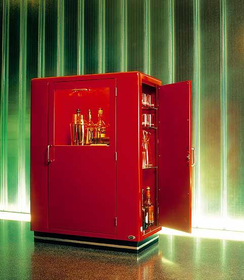 Los muebles de la tele marzo 2012 for Mueble bar para living