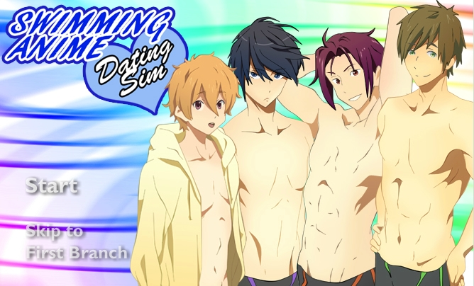 free dating sims anime