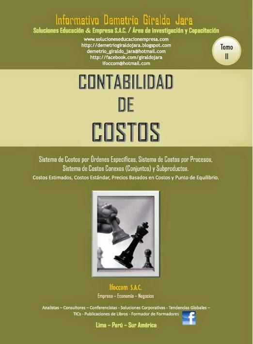 CONTAB. COSTOS II