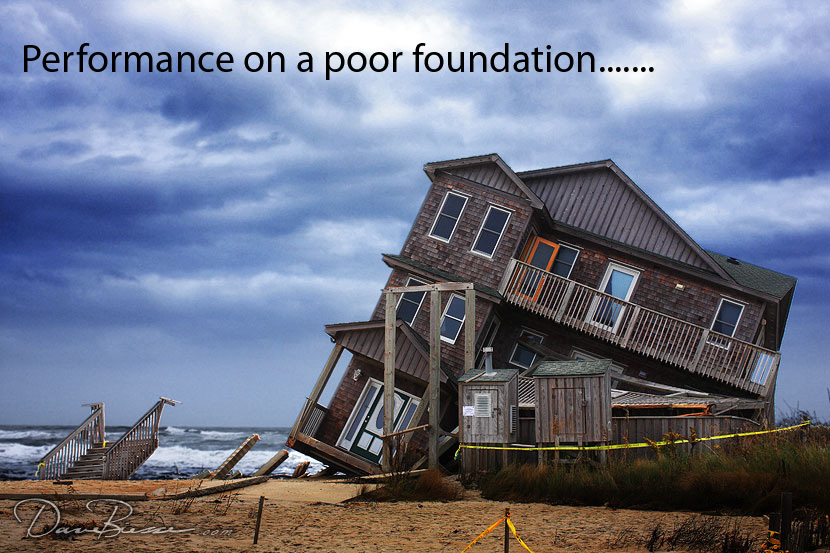 Market research the missing foundation in marketing for Built your house