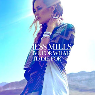Live For What I'd Die For - Jess Mills