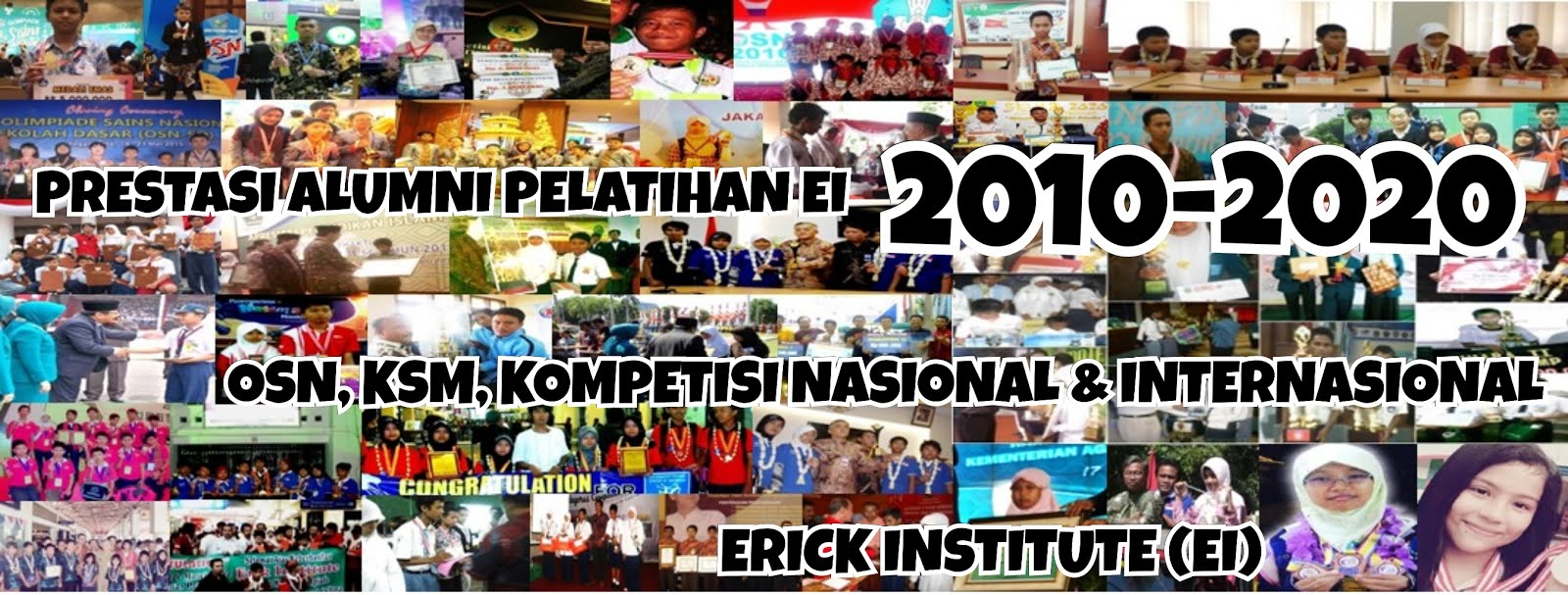 ERICK INSTITUTE, INDONESIA