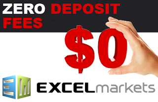 Excel Markets ECN Forex Broker - Ultra-Low Spreads and Zero-Deposit Fees