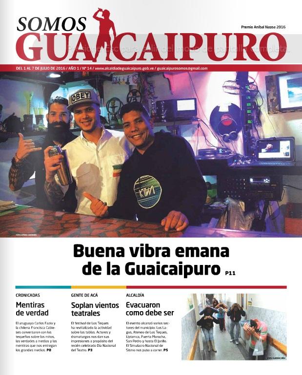 Somos Guaicaipuro 14