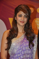 Cute, Shruthi, In, A, Designer, Saree