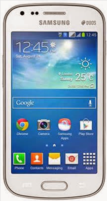 Samsung Galaxy S Duos 2 (S7582) Android
