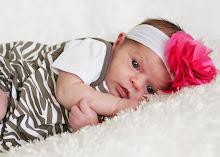 Emry as a newborn
