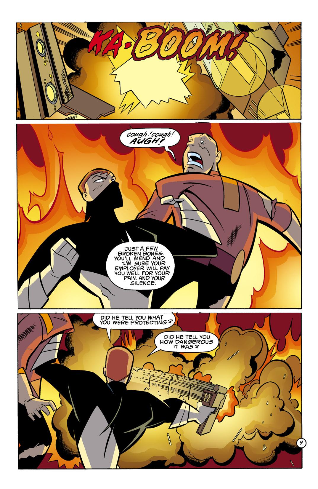 Batman Beyond [II] Issue #8 #8 - English 5