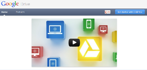 Get_Start_With_Google_Drive