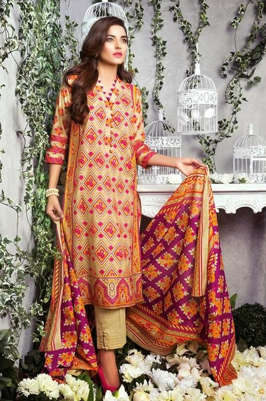 Satrangi summer formal dresses