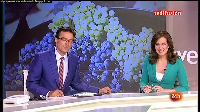 Raquel Martínez Telediario Fin de Semana