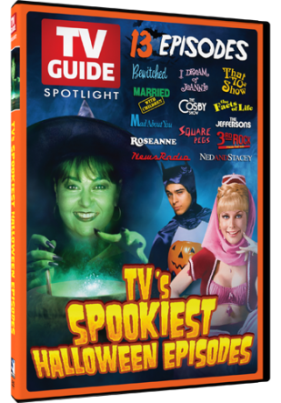3 Family Friendly Halloween DVDs