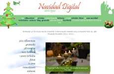 Imágenes de navidad, recetas, villancicos: Navidad Digital 2012