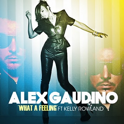 Alex Gaudino ft. Kelly Rowland - What a feeling (lyrics on ...